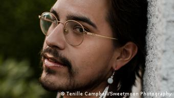Joshua Whitehead (Tenille Campbell/Sweetmoon Photography)
