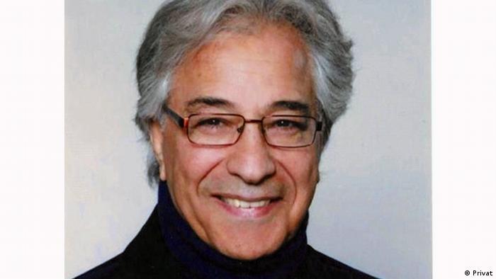 Portrait I Prof. Naser Kanani (Privat)