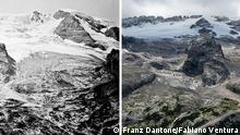 DW Klima Online | Fabiano Ventura - Gletscher Marmolada