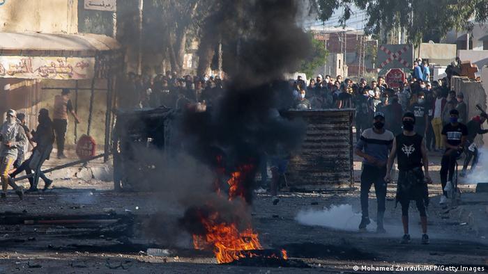 U listopadu ove godine je u Tunisu došlo do nasilnih prosvjeda