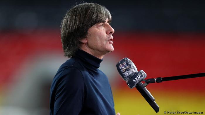 Germany coach Joachim Löw