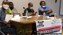 Angola Jugend für Kommunalbehörden