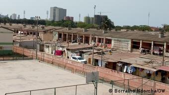 Angola Rangel-Distrikt, Luanda