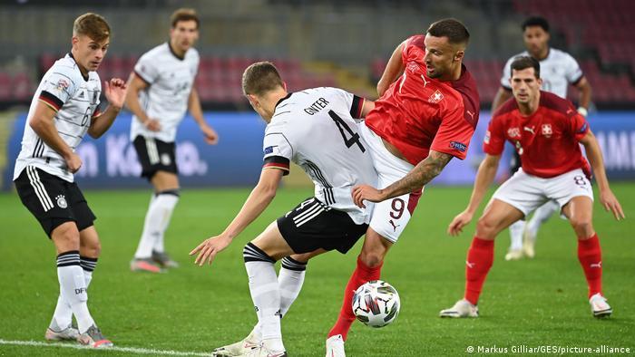 GES/ Fussball/ Deutschland - Schweiz, 13.10.2020 (picture alliance / GES/Markus Gilliar)
