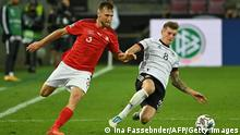 UEFA Nations League Deutschland Schweiz (Ina Fassebnder/AFP/Getty Images)