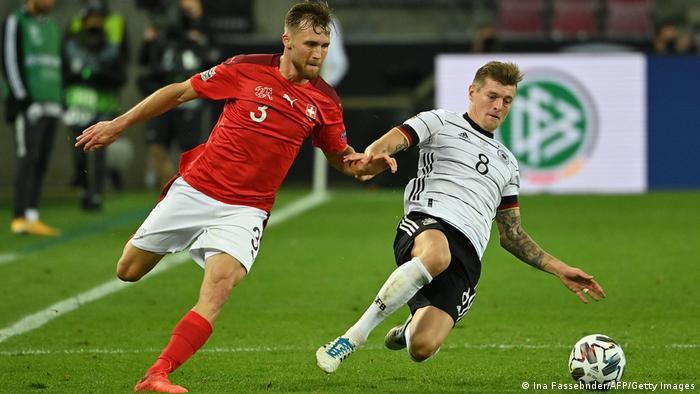 UEFA Nations League Deutschland Schweiz