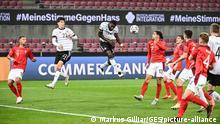 Fussball I UEFA Nations League I Deutschland - Schweiz
