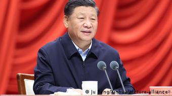 Prezydent Chin Xi Jinping