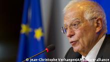 EU I Sanktionen gegen Russland I Josep Borrell