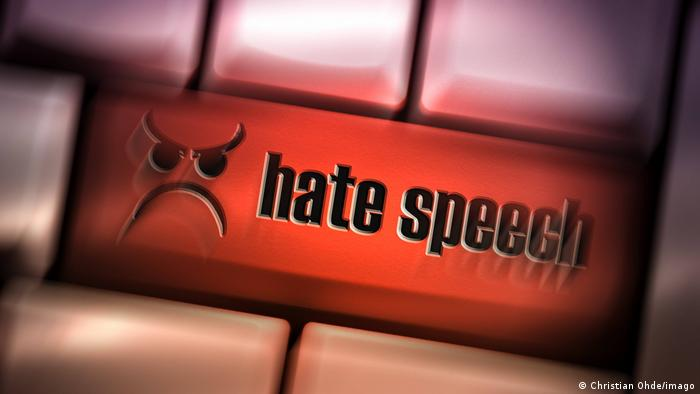 Hate speech online