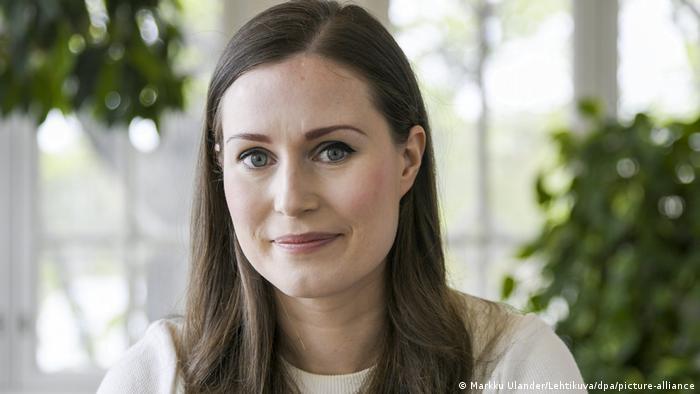 Finnische Ministerpräsidentin Sanna Marin
