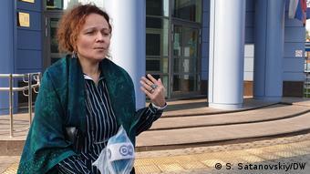 Адвокат Мария Эйсмонт