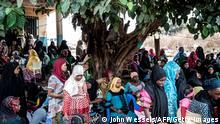 Guinea Conakry | Proteste | Frauen gehen auf die Straße