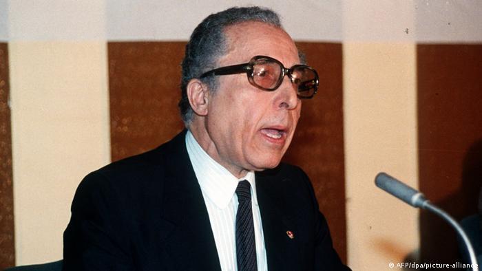Chedli Klibi I Generalsekretär der Arabischen Liga (AFP/dpa/picture-alliance)