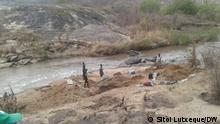 Mosambik Nampula | Goldmine | Bergbaugebiet