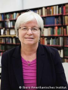Barbara Göbel, directora del Instituto Iberoamericano de Berlín.