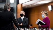 Berlin Kabinettssitzung | Merkel (Florian Gaertner/photothek/imago images)