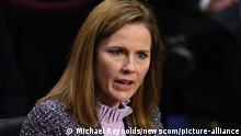 Washington | Senat Anhörung Amy Coney Barret Supreme Court