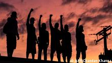 DW US Wahl 2020 Black Lives Matter Motiv 06