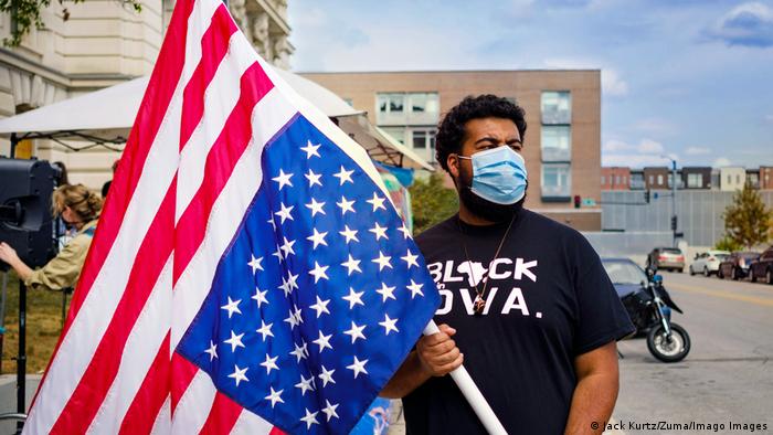 Black Lives Matter będzie mieć wpływ na wybory w USA