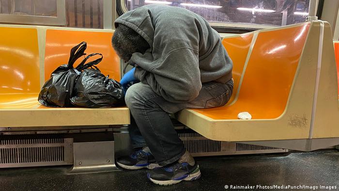 DW US Wahl 2020 Soziale Ungleichheit - Armut Motiv 17