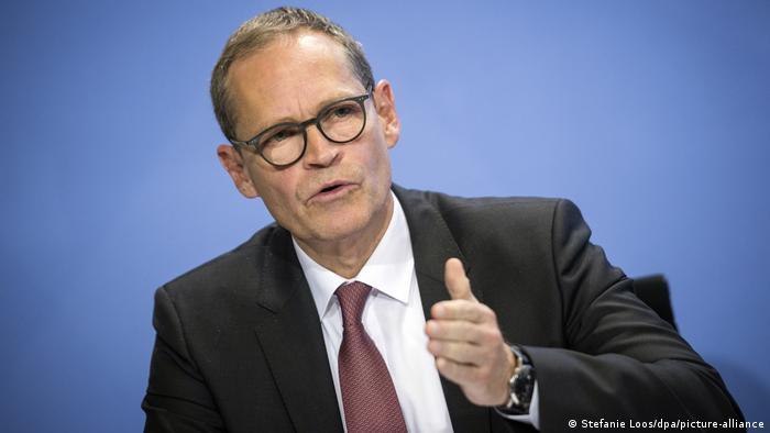 Michael Müller, gradonačelnik najvećeg njemačkog hotspota berlina