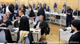 Δίκη της μαφίας στο Ντίσελντορφ τον Οκτώβριο του 2020