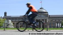 BdT Radwege Fahrrad Radfahrer Wiesbaden
