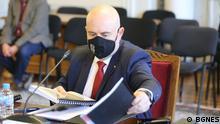 Bulgarien Generalstaatsanwalt Ivan Geschev