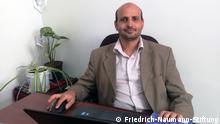 Abdul-Rahman Al-Zbib gewinnt Raif Badawi Preis