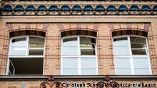 Deutschland Stuttgart | Coronavirus | Schule & Lüften