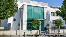 Parlamentsgebäude Nikosia Republik Zypern