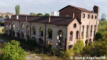 Bulgarien Zuckerfabrik Sofia
