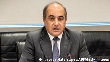 Zypern Parlamentspräsident Demetris Syllouris
