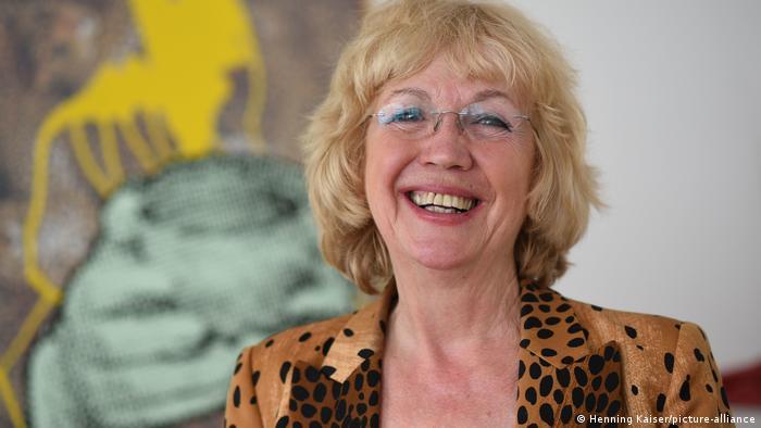 Deutschland Kunstkompass-Herausgeberin Linde Rohr-Bongard (Henning Kaiser/picture-alliance)