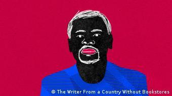 Filmstill Dokumentarfilm Der Schriftsteller aus einem Land ohne Buchläden