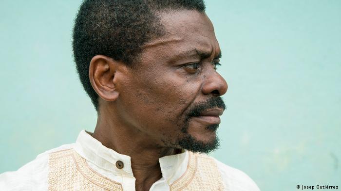 Porträt des Autors Juan Tomás Avila Laurel aus Äquatorialguinea