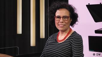 DW Sendung A Fondo vom 15.10.2020 - Moira Zuazo