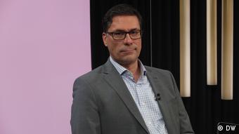 DW Sendung A Fondo vom 15.10.2020 - Peter Behrens