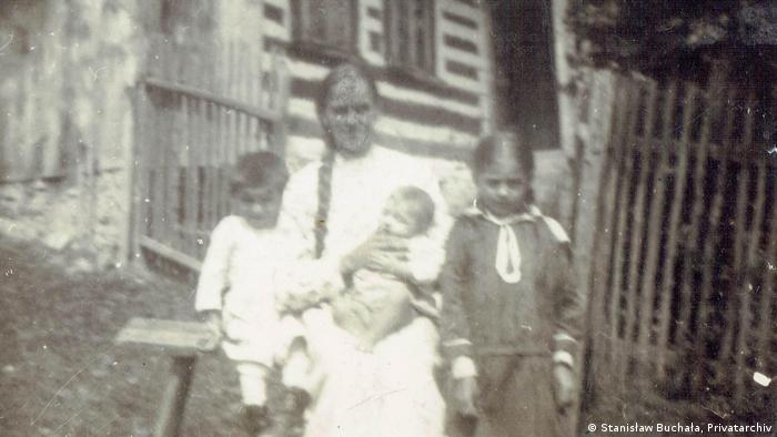 Polen Wysoka | Familie Buchała (Stanisław Buchała, Privatarchiv)