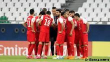 Fußball Iran Persepolis Teheran in der Krise