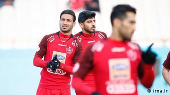Fußball Iran Persepolis Teheran in der Krise (irna.ir)