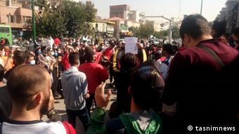 Fußball Iran Persepolis Teheran in der Krise (tasnimnews)