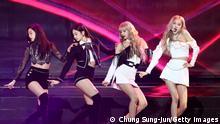 Südkorea girl group Blackpink