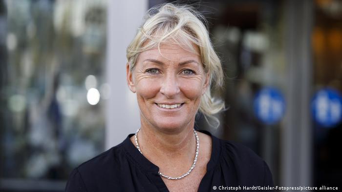 Deutschland Köln   PK ATP Tennis Turnier   Barbara Rittner (Christoph Hardt/Geisler-Fotopress/picture alliance )