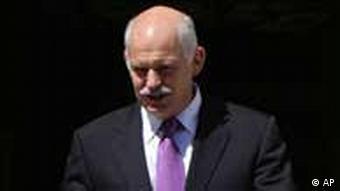 Griechenland / Papandreou / Schuldenkrise