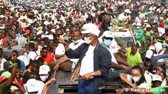 Guinea Conakry | Präsidentschaftswahl 2020 | Cellou Dalein Diallo