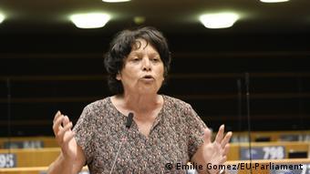 Belgien Brüssel   Europäisches Parlament   Michele Rivasi (Emilie Gomez/EU-Parliament )