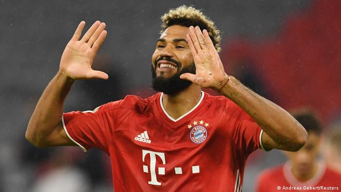 Bayern utilised squad players such as Choupo-Moting in their German Cup win over Düren