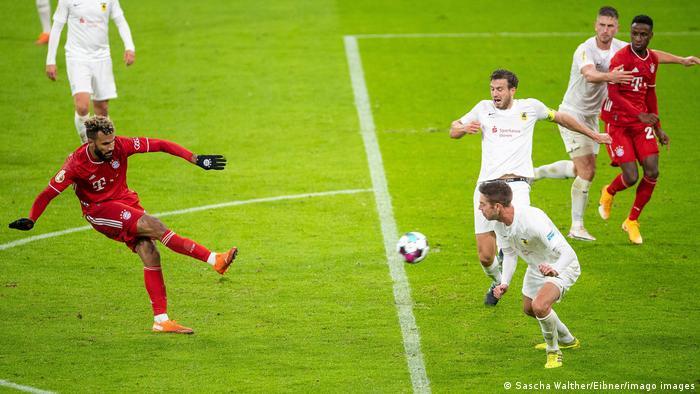 DFB Pokal | FC Düren gegen Bayern München (Sascha Walther/Eibner/imago images)
